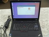 IBM LAPTOP LENOVO THINKPAD T410 - 2GB RAM - 320GB HDD - UBUNTU 16